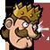 king-angry
