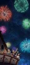 BBash 2021 mobile background blank